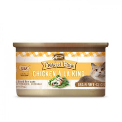 Merrick Purrfect Bistro Grain Free Chicken a la King Canned Cat Food - Push Pets Singapore