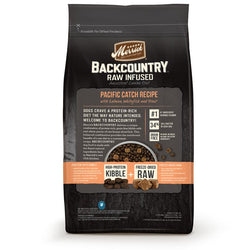 Merrick Backcountry Raw Infused Grain Free Pacific Catch Dry Dog Food - Push Pets Singapore