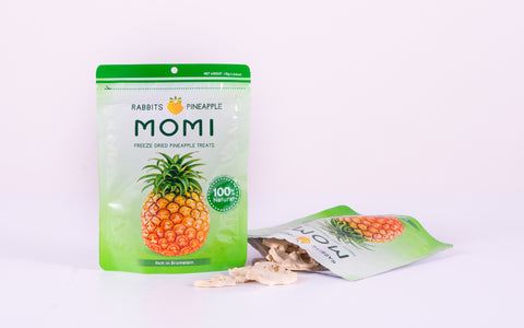 Momi Pineapple Dried Treats