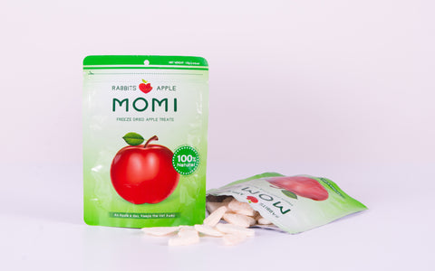 Momi Apple Dried Treats