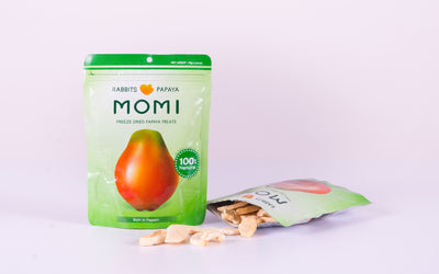 Momi Papaya Dried Treats