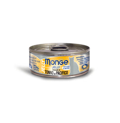 Monge Jelly Yellowfin Tuna Cat Food