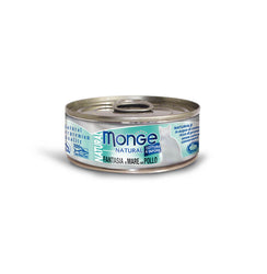 Monge Natural Seafood Mixed With Chicken Cat Food, 80g