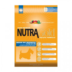 Nutragold Holistic Indoor Dog Microbite Small Breed Dry Dog Formula - Push Pets Singapore