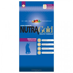 Nutragold Holistic Indoor Kitten Dry Cat Formula - Push Pets Singapore