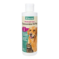 NaturVet Glucosamine DS with MSM & Chondroitin Liquid