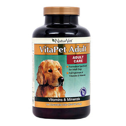 NaturVet VitaPet Adult Tablets - Push Pets Singapore