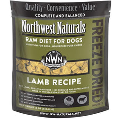 Northwest Naturals Lamb Freeze Dried Nuggets 12oz