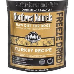 Northwest Naturals Turkey Freeze Dried Nuggets 12oz
