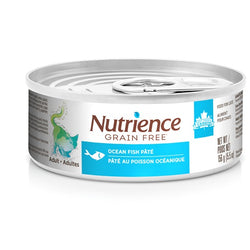 Nutrience Grain Free Cat Ocean Fish Pate 156g