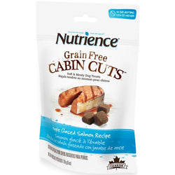 Nutrience Grain Free Dog Moist Maple Glazed Salmon 170g