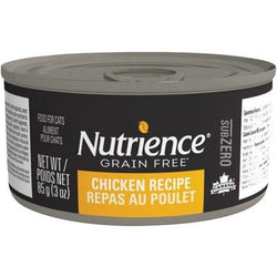 Nutrience Grain Free Sub Zero Cat Chicken Recipe 85g