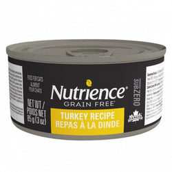 Nutrience Grain Free Sub Zero Cat Turkey Recipe 85g