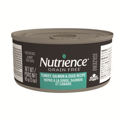 Nutrience Grain Free Sub Zero Cat Turkey, Salmon & Duck 85g