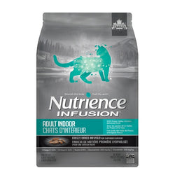 Nutrience Infusion Cat Adult Indoor Chicken 5kg
