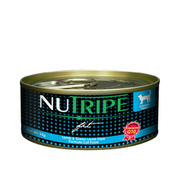 Nutripe Fit Lamb and Green Lamb Tripe Canned Cat Food - Push Pets Singapore