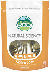 Oxbow Natural Science Skin And Coat