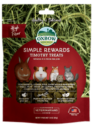 Oxbow Simple Rewards Timothy Treat 1.40oz