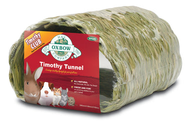 Oxbow Timothy Club Tunnel