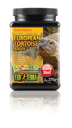 Hagen Exo Terra Adult European Tortoise Food Soft Pellets