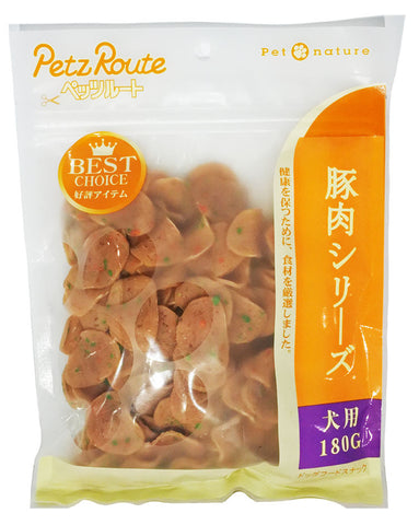 Petz Route Pork Chips with Vegetable