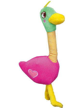 Petz Route Chewing Toy - Ostrich