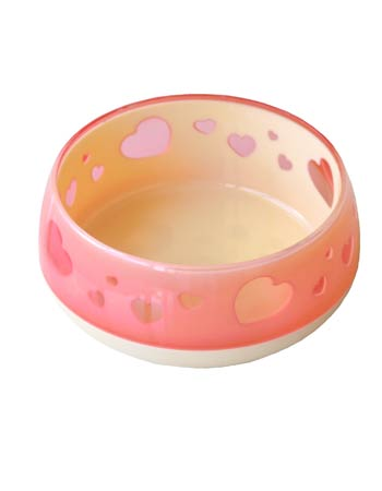 Petz Route Dog Bowl - Pink