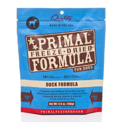 BUY 1 GET 1 FREE Primal Freeze-Dried Duck Nuggets for Dogs - Push Pets Singapore