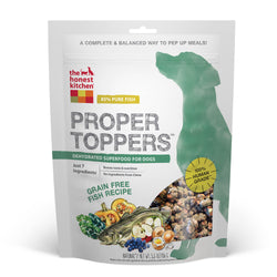 Honest Kitchen Proper Toppers Superfood - Fish