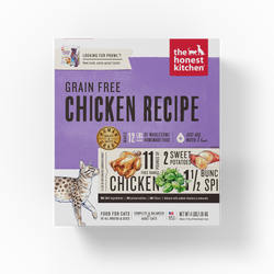 Honest Kitchen Grain Free Chicken Dehydrated Cat Food - Prowl
