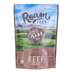 Roam Air-Dried Beef Dog Food