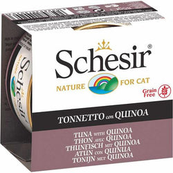 Schesir Tuna with Quinoa in Jelly Caneed Cat Food
