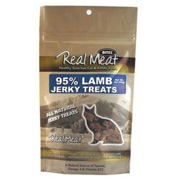 The Real Meat Company Free Range Lamb Real Meat Cat Treats - Push Pets Singapore