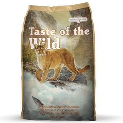 Taste of the Wild Canyon River Trout Dry Cat Food - Push Pets Singapore