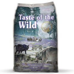 Taste of the Wild Sierra Mountain Roasted Lamb Dry Dog Food - Push Pets Singapore