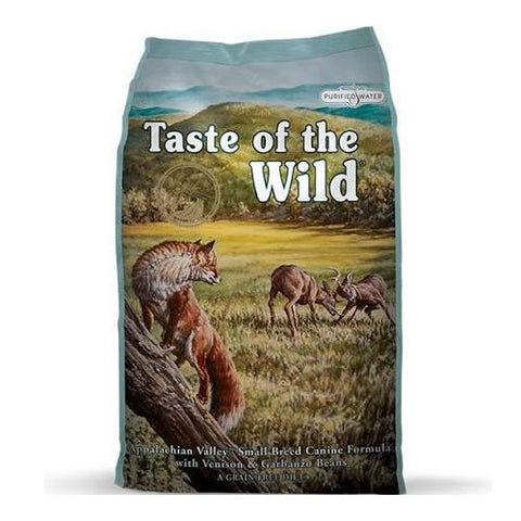 Taste of the Wild Appalachian Valley Small Breed Dry Dog Food - Push Pets Singapore