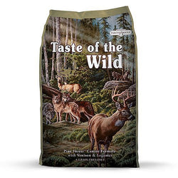 Taste of the Wild Pine Forest Venison Dry Dog Food - Push Pets Singapore