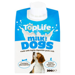 Top Life Dog Goat Milk 200ml