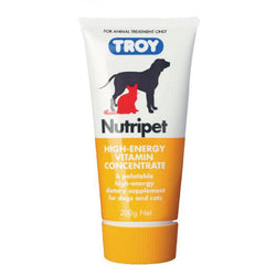 Troy Nutripet Paste - Push Pets Singapore