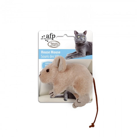 AFP Classic Comfort Cat House Mouse