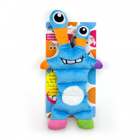 AFP Monster Plush Squeaker Assorted