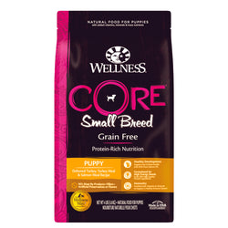 Wellness Small Breed Puppy Dog Food