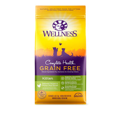 Wellness Complete Health Grain-Free Kitten Cat Food 8oz