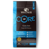 20% OFF + FREE GIFTS Wellness CORE Grain Free Ocean Dry Dog Food - Push Pets Singapore