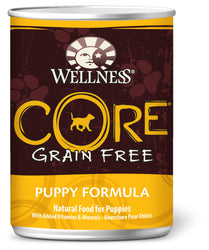Wellness CORE Grain Free Puppy Canned Dog Food - Push Pets Singapore