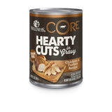 Wellness CORE Hearty Cuts Grain Free Chicken & Turkey Canned Dog Food