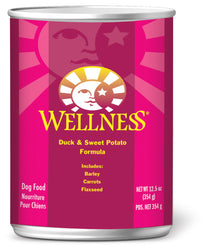 Wellness Complete Health Duck & Sweet Potato Canned Dog Food