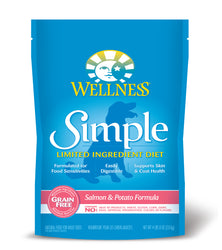 Wellness Simple Grain Free Salmon & Potato Dry Dog Food