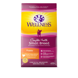 Wellness Small Breed Complete Health Dry Puppy Food - Push Pets Singapore