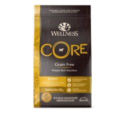 20% OFF + FREE GIFT Wellness CORE Grain Free Puppy Dry Dog Food - Push Pets Singapore